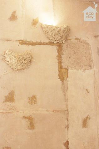 Madrid ecoclay mortero de arcilla mama campo 40